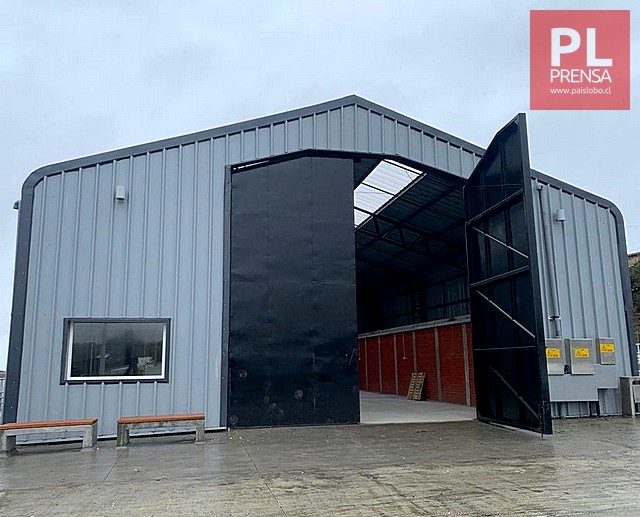 Nueva infraestructura portuaria y pesquera artesanal en Caleta Aulen