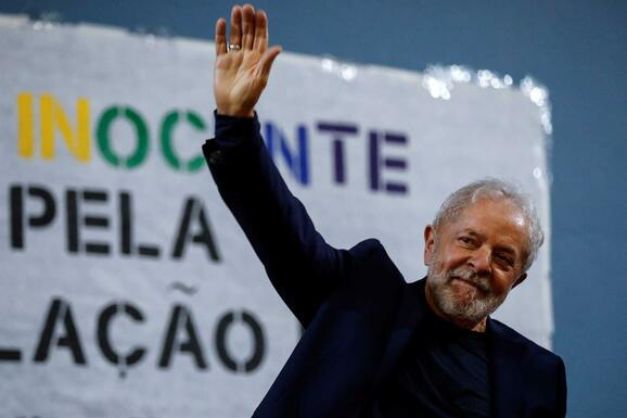 Brasil   Radicalização cresce com volta de Lula à cena política