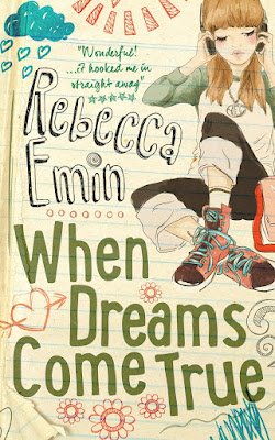 When Dreams Come True is a British coming-of-age novel about Charlie (Charlotte) who would rather be biking or palling around with her three best friends Toby, Max, and Allie. But as the new school year starts, her friends, especially Allie, seem to be more interested in the opposite sex.