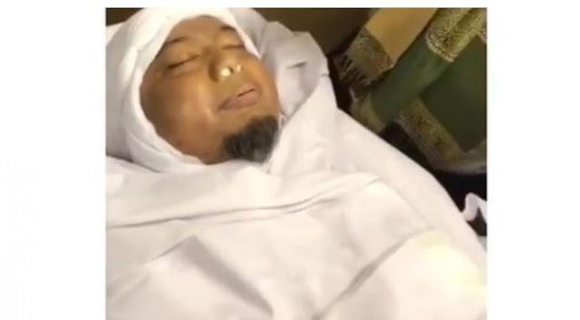 Ulama besar Indonesia Ustadz Arifin Ilham meninggal