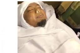 Masya Allah, Lihatlah Jenazah Ustadz Arifin Ilham, Wajahnya Tersenyum