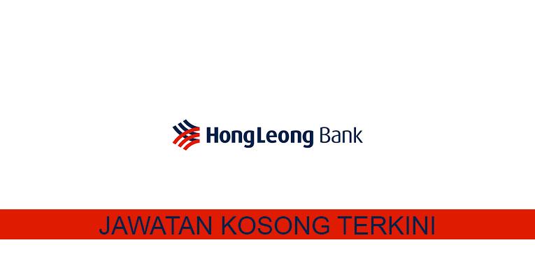 Kekosongan terkini di Hong Leong Bank Berhad