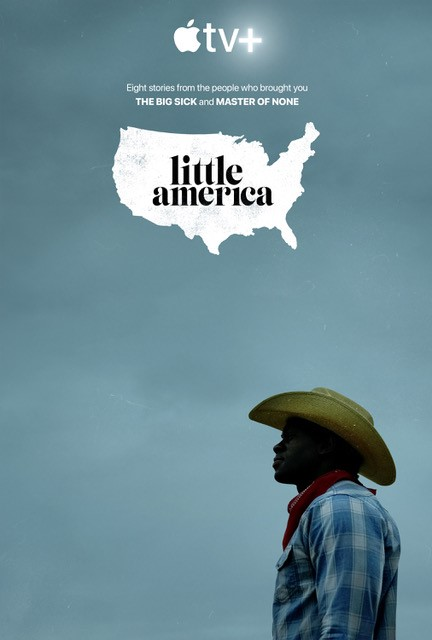 Little America (2020-) ταινιες online seires xrysoi greek subs