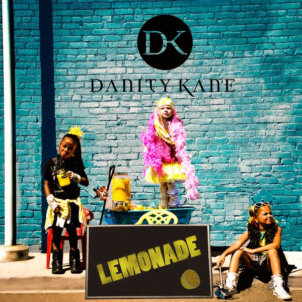 Danity Kane - Lemonade (feat. Tyga) - Single Cover