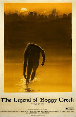 The Legend of Boggy Creek Poster