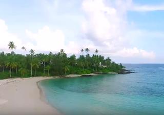 Keindahan Dan Kekayaan Pulau Sedanau Natuna