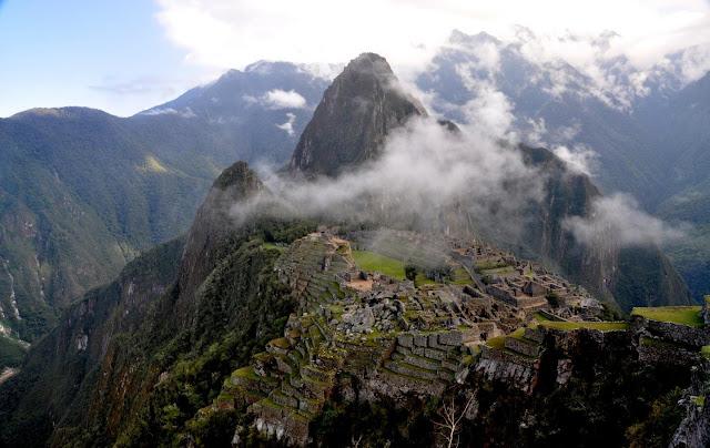 Machu Picchu: Ancient Incan sanctuary intentionally built on faults