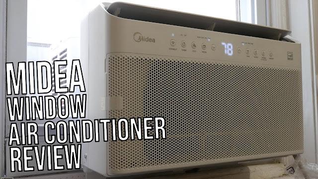 Midea U smart air conditioner review