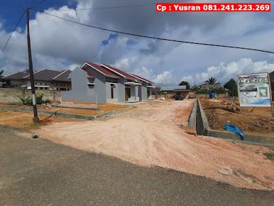 Jual Rumah Kendari, Ada Carport & Sumur Bor, Lokasi Strategis, CP 081.241.223.269