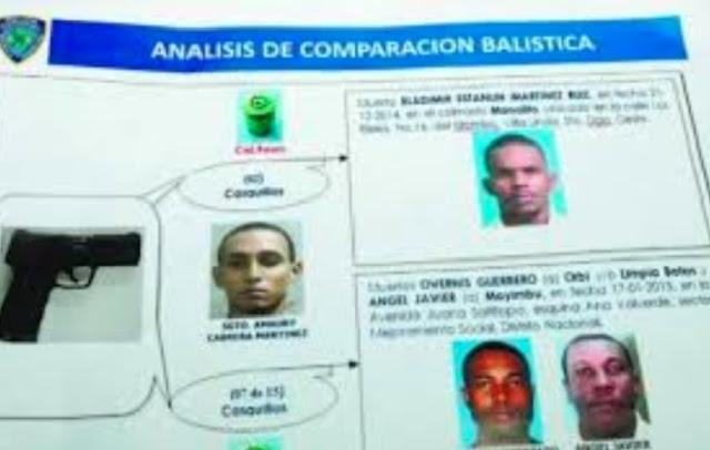 Policías extraditados planearon secuestro