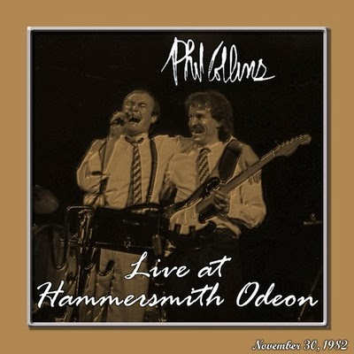 Rock Anthology Phil Collins Live At Hammersmith Odeon