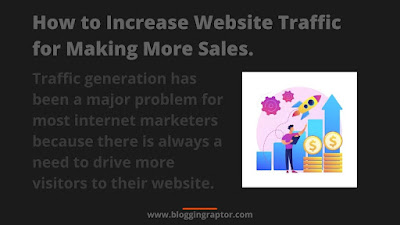 how to increase website traffic, free website traffic, how to get organic traffic, how to promote website,