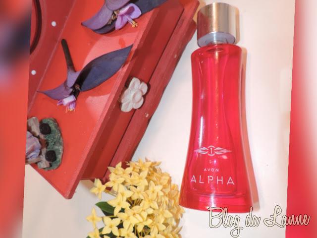 Perfume Alpha Her Avon
