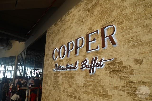 :: โปรฉลองครบรอบ 3 ปี Copper Buffet เมนูใหม่เริ่ดๆเพียบจ้า ::