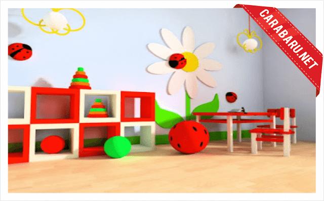 Desain Ruang Bermain Anak | carabaru.net