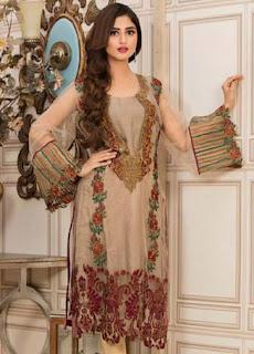 Latest Collection of veena Durrani