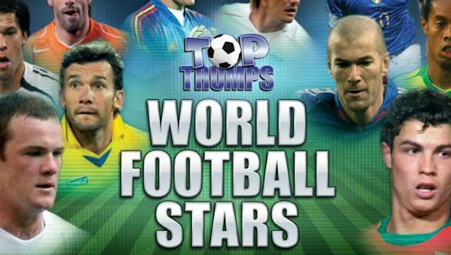 TOP Trumps Football Stars Sports Slot by Playtech
