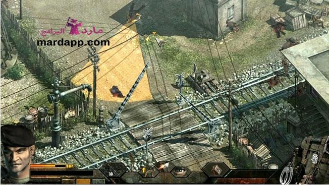 تحميل لعبة كوماندوز Commandos 3 كاملة للكمبيوتر مجانا برابط مباشر