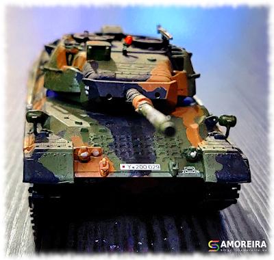 Carro de Combate - Leopard 1A5