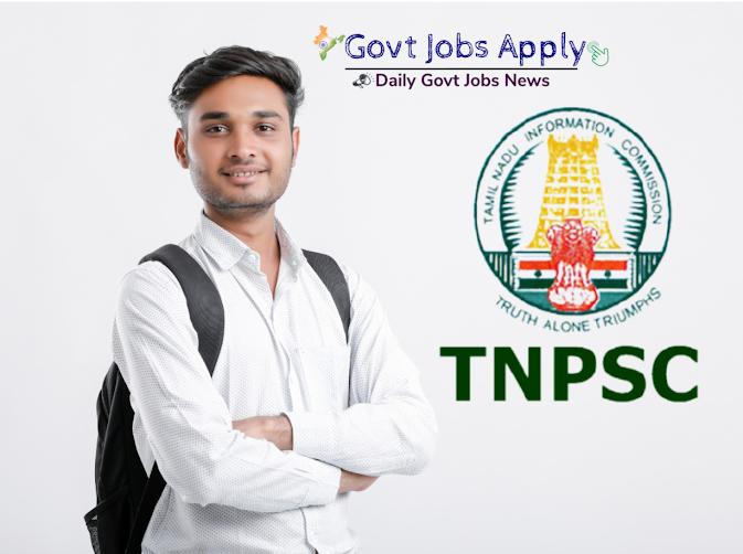 TNPSC Govt Jobs