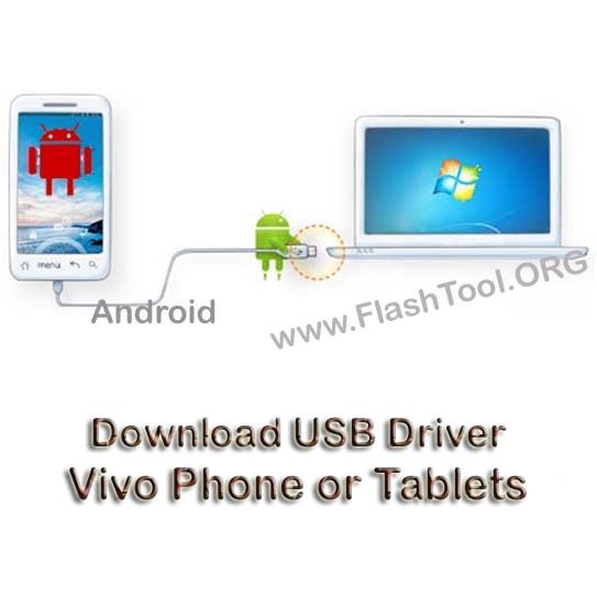 Download Vivo USB Driver
