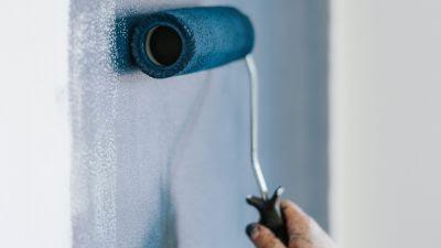 Tips mengecat tembok