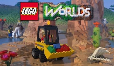 Videojuego Lego Worlds