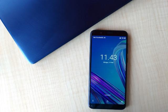 ZenFone Max Pro M1 Ubah Era Primitif Gaming Jadi Berkelas