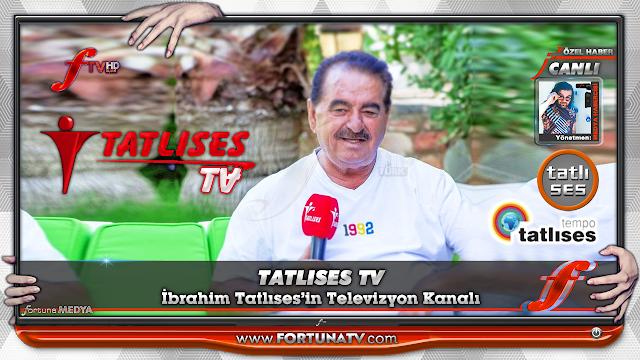 TATLISES TV YENİDEN YAYINDA