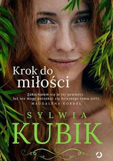 """""""Krok do miłości"""" oraz """"Tajemnica z przeszłości"""" Sylwia Kubik"""