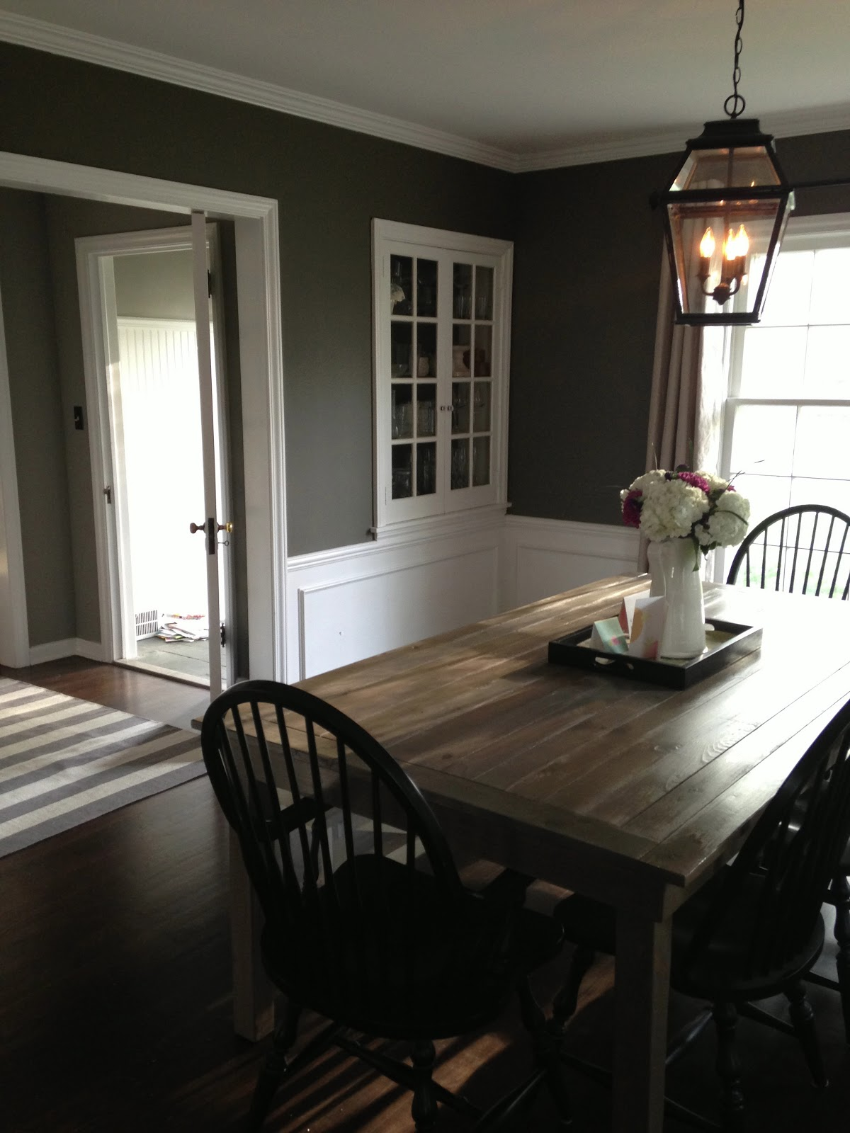restoration hardware kitchen table lemon rug the fat hydrangea knock off dining