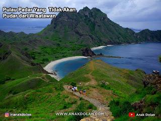 Pulau Padar Yang  Tidak Akan Pudar dari Wisatawan