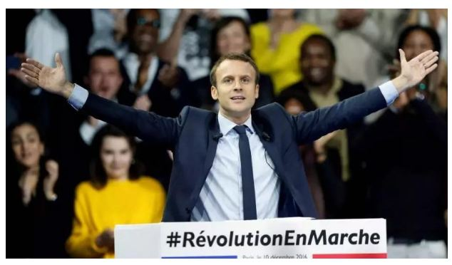 7 Facts About France's New 39-Year-old President (Photos)