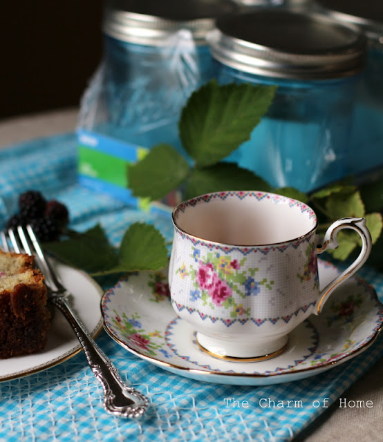Time to Can Tea: The Charm of Home