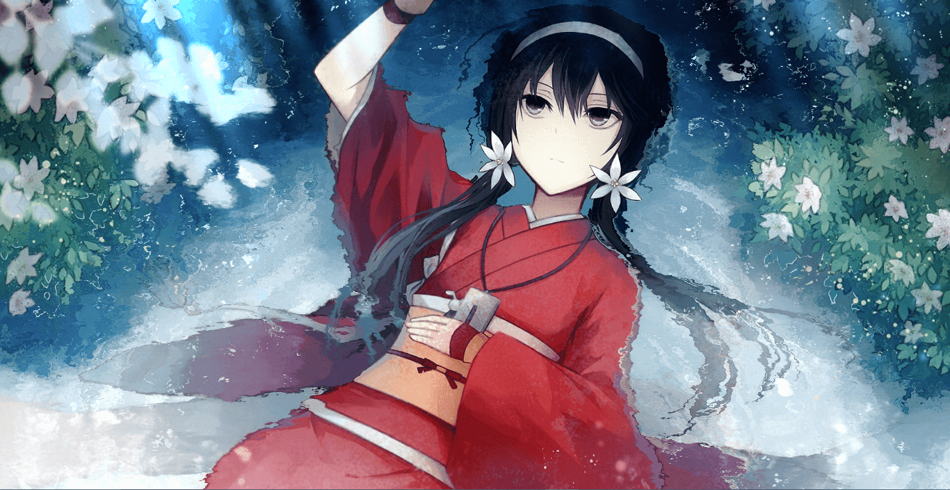 Kyouka Izumi(Anim) [Wallpaper Engine Anime]