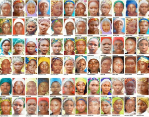 One of the Missing Chibok School Girls, Amina Ali Nkeki is Found