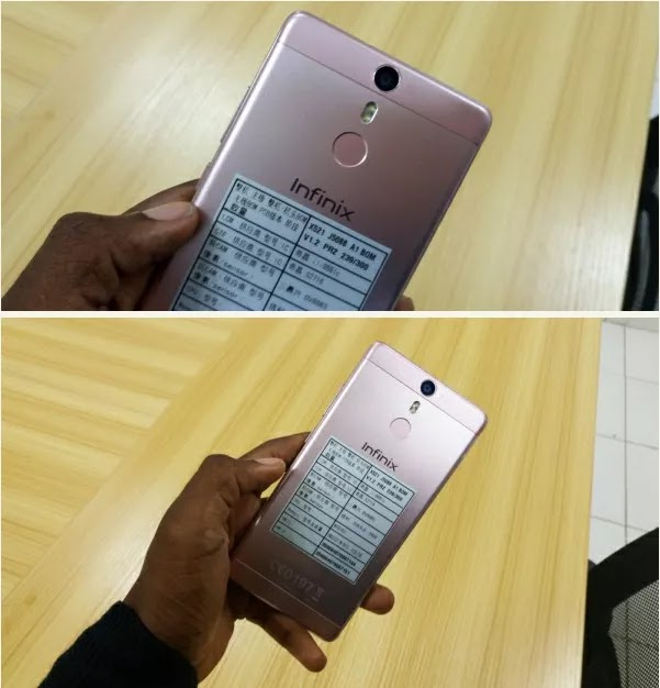 Infinix X521 Smartphone Features Fingerprint Sensor and 13MP Camera    Check It out price in nigeria