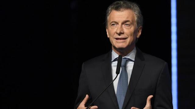 Encuesta: Cae imagen de Macri y aumenta pesimismo en Argentina