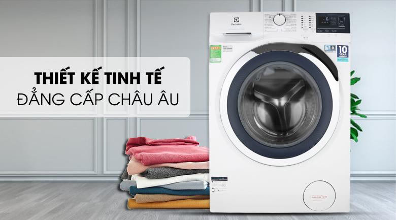 Máy giặt Electrolux EWF9024BDWB - Thiết kế sang trọng, đẳng cấp châu Âu