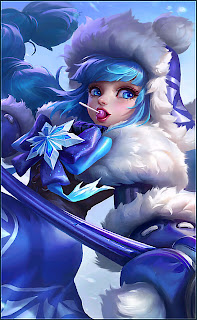 Ruby Edelweiss Heroes Fighter of Skins