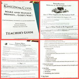 kingdom code teaches guide collage