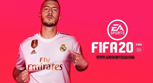 FIFA 20 Mobile APK +OBB Data New Transfer Update [Full Offline]