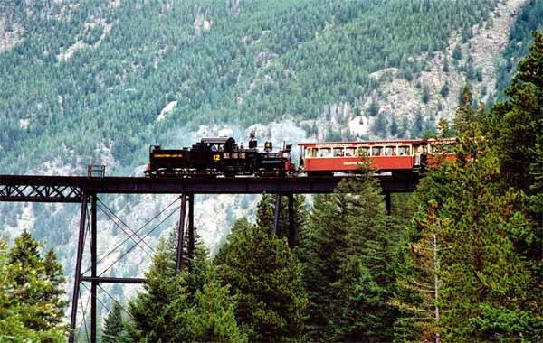 Top List of Best 6 Most Amazing Railway Track Of The World