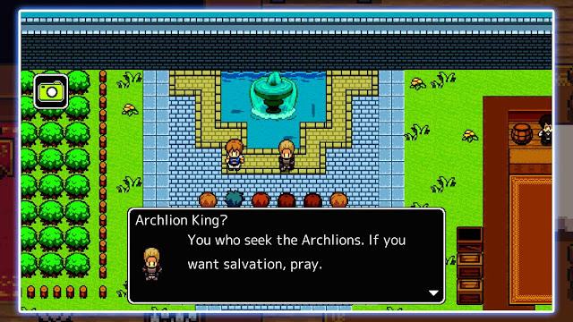 Archlion Saga (Switch) será lançado em 18 de julho