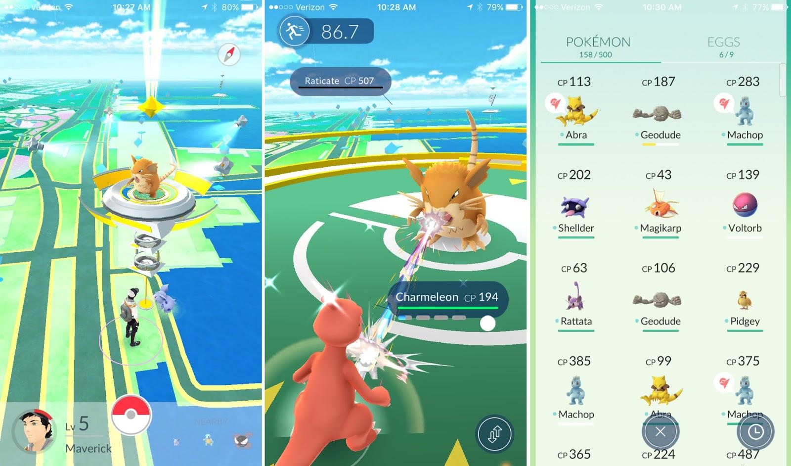 State X: El truco de Globb Security y Pokémon Go