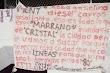 """""""CARTELES UNIDOS, SALAZARES Y CABRERAS"""" CUELGAN NARCOMANTAS EN CHIHUAHUA"""