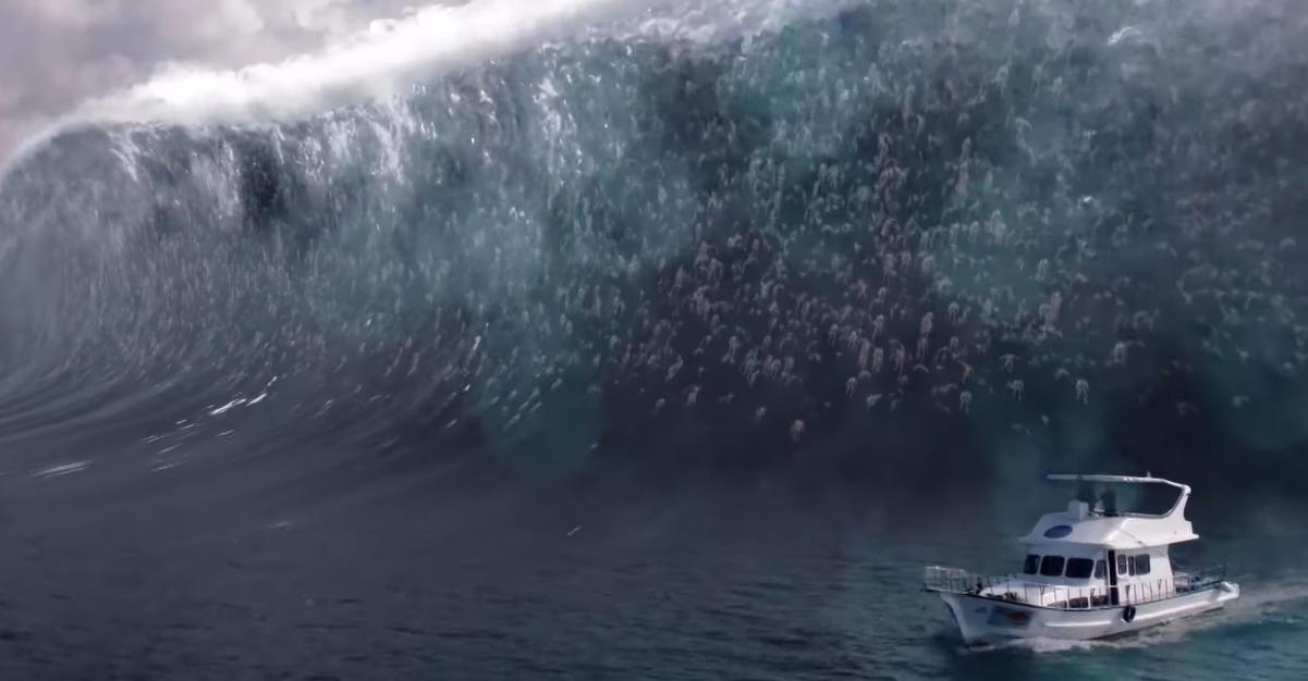 Zombie Tidal Wave - Trailer HD