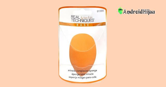 Real Techniques Miracle Complecxion Sponge beauty blender ori
