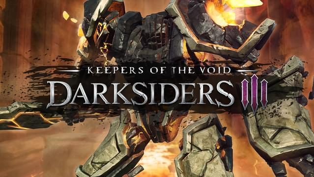 Darksiders III Keepers of the Void PC Game Download
