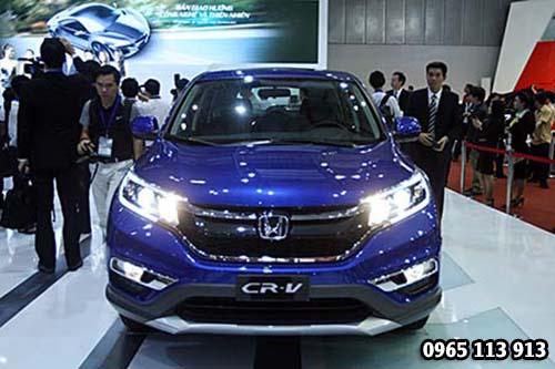 Honda CRV Hải Phòng